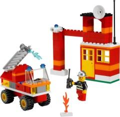 Лего 6191