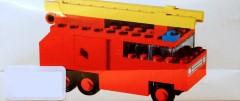 Lego 620 Fire Truck