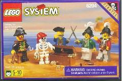 Лего 6204