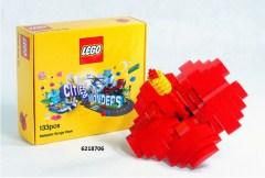 Lego 6218706 Cities of Wonders - Malaysia:  Bunga Raya