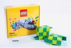 Lego 6218707 Cities of Wonders - Malaysia:  Ketupat