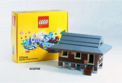 Lego 6218709 Cities of Wonders - Malaysia:  Kampung House