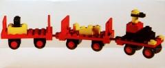 Lego 622 Baggage Trolley
