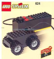 Lego 624 Basic Motor, 9V