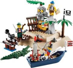 Lego 6241 Loot Island