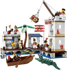 LEGO PART 3794B REDDISH BROWN BOAT OAR WITH BAR HANDLE x 2