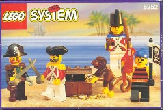 Лего 6252