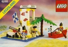 Lego 6265 Sabre Island