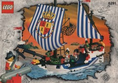 Lego 6291 Armada Flagship