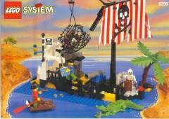 Lego 6296 Shipwreck Island