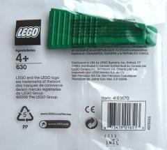 Lego 630 Brick Separator, Green