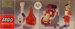 Lego 630 Diplomat Set