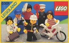 Лего 6301
