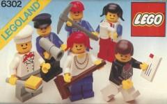 Lego 6302 Mini-Figure Set
