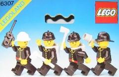Lego 6307 Firemen