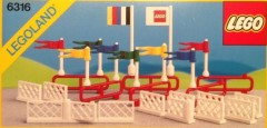 Lego 6316 Flags and Fences