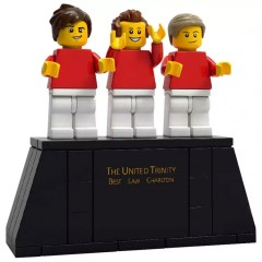 Asian United fans to be offered unique Red Devils minifigures