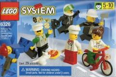 Lego 6326 Town Folk