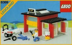 Lego 6369 Auto Workshop