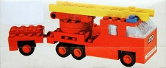 Lego 640 Fire Truck