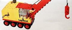 Lego 643 Mobile Crane