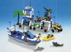 Lego 6435 Coast Guard HQ