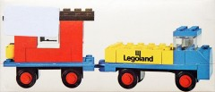 Lego 646 Mobile Site Office