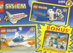 Lego 6469 Space Port Value Pack