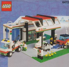 Lego 6472 Gas N' Wash Express