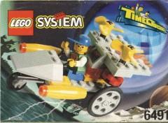 Lego 6491 Rocket Racer