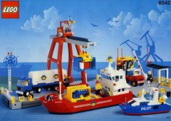 Lego 6542 Launch & Load Seaport