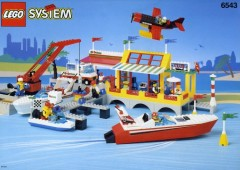 Lego 6543 Sail N