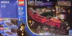 Lego 65524 Motorised Hogwarts Express super pack