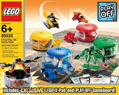 Lego 65535 X-Pod Play Off Game Pack