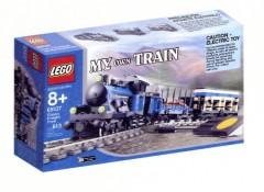 Lego 65537 Classic Freight Train
