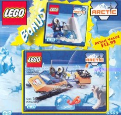 Lego 6569 Polar Explorer
