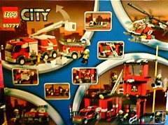 Lego 65777 City Fire Value Pack
