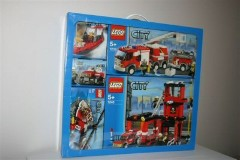 Lego 65799 City Fire Value Pack