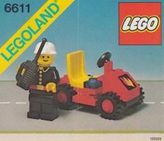 Lego 6611 Fire Chief