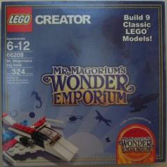 Lego 66208 Mr. Magorium