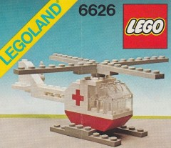 Лего 6626