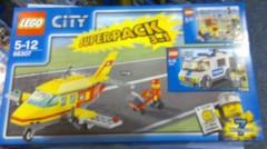 Lego 66307 City Super Pack 3 in 1