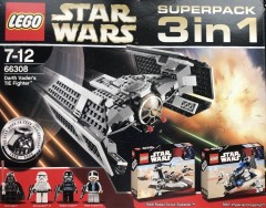 Lego 66308 3 in 1 Superpack