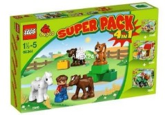 Lego 66344 Duplo Super Pack