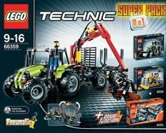 Lego 66359 Super Pack 4 in 1