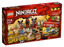Lego 66383 Super Pack 3 in 1