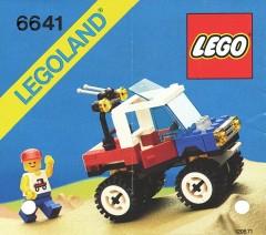 4-Wheelin' Truck