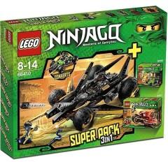 Lego 66410 Super Pack 3-in-1