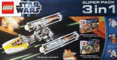 Lego 66411 Super Pack 3-in-1
