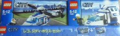 Lego 66412 City Police Super Pack 2-in-1